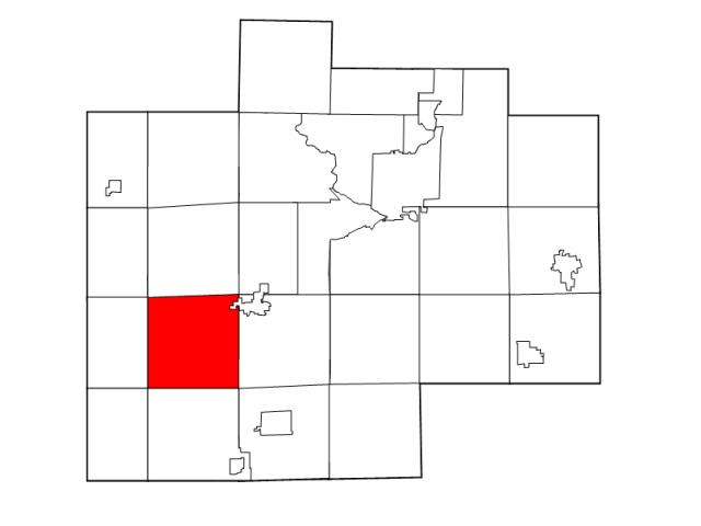 Brant locator map
