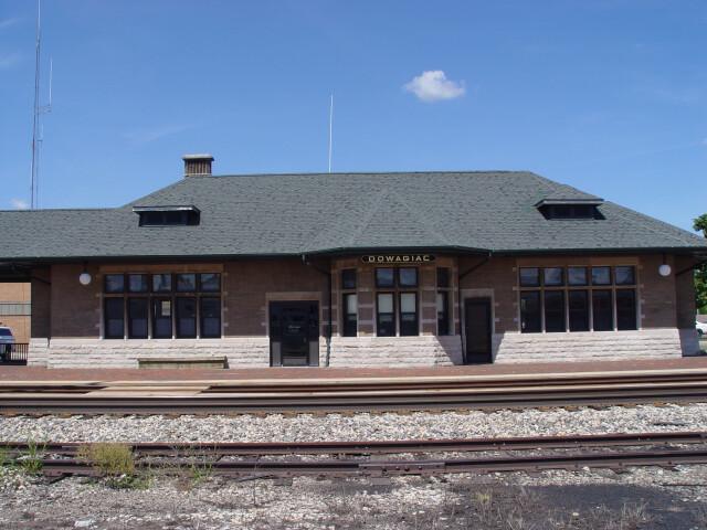 Dowagiac Depot image