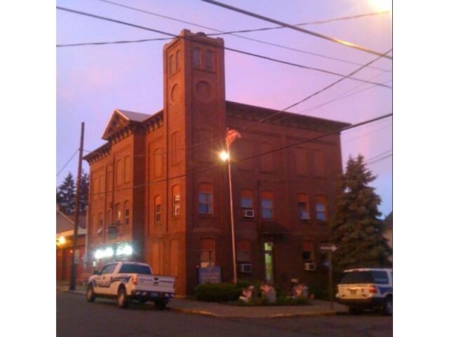 Freeland  Luzerne County  Pennsylvania  Borough Building image