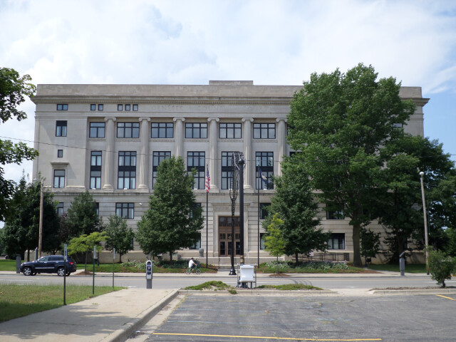 Genesee County MI Courthouse image