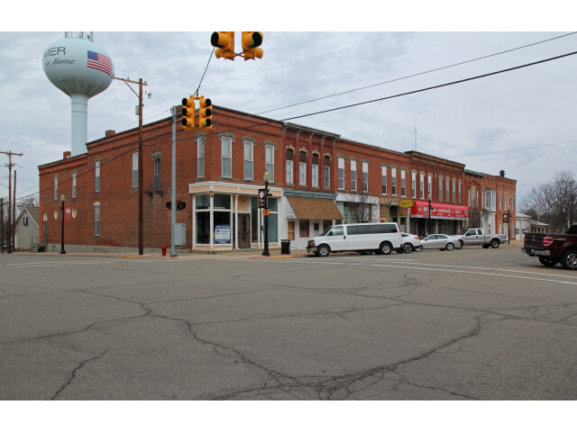 Commercial Buildings %E2%80%94 Homer  Michigan image
