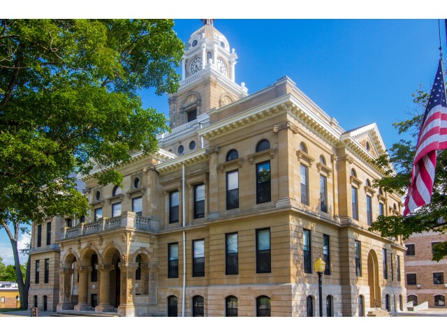 Gratiot County Courthouse image