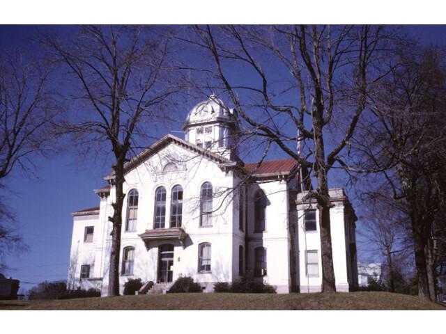 Jackson County Georgia Courthouse image