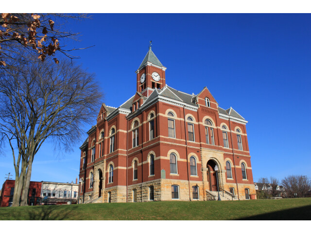 Livingston County Courthouse Michigan image