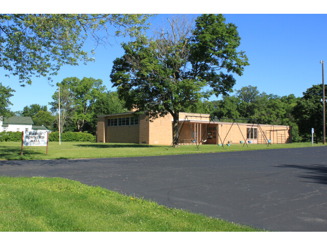 Macon Township Hall image