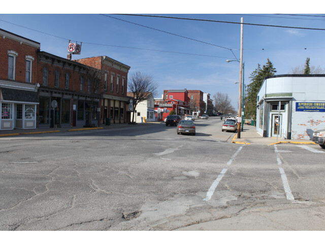Manchester Michigan main street image