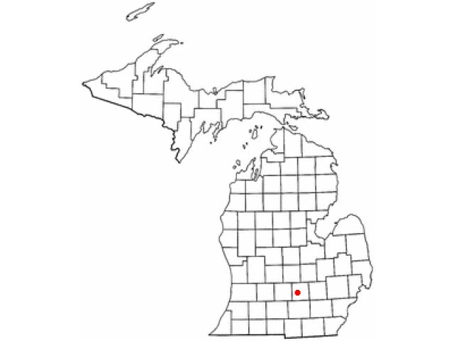 Mason locator map