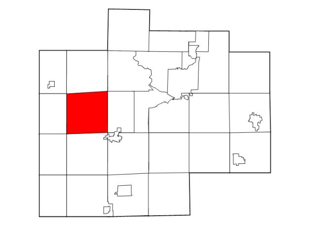 Nelson locator map