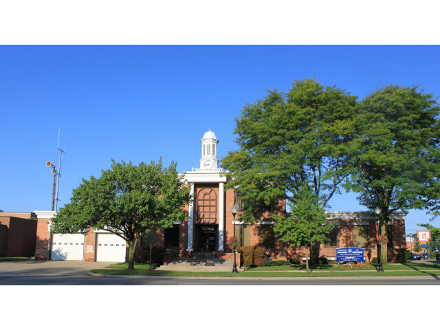 Redford Township Hall Michigan image