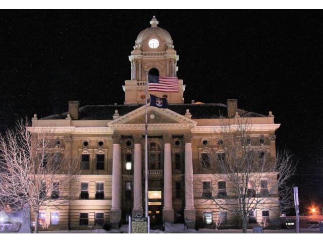 Shiawassee County Courthouse 2 image