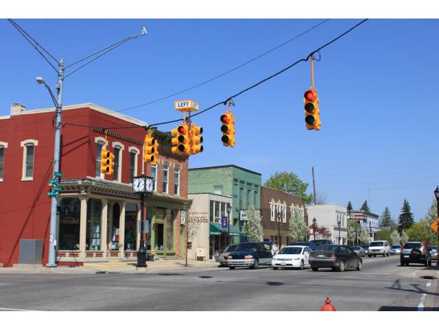 Downtown South Lyon Pontiac Trail image
