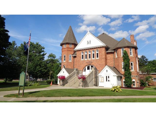 Stockbridge Township Hall 'Michigan' image