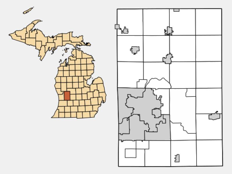 Walker locator map