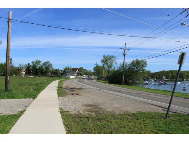 Main Street Whitmore Lake Michigan image