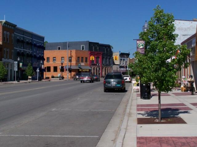 Downtown Williamston Michigan image