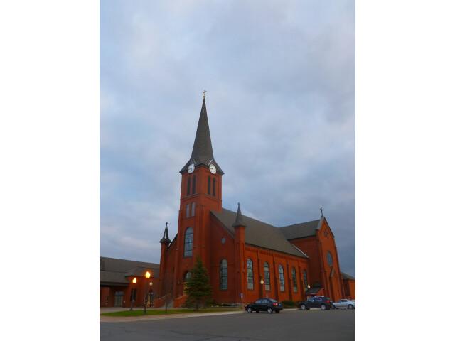 Seven Dolors Catholic Church  Albany  Minnesota image