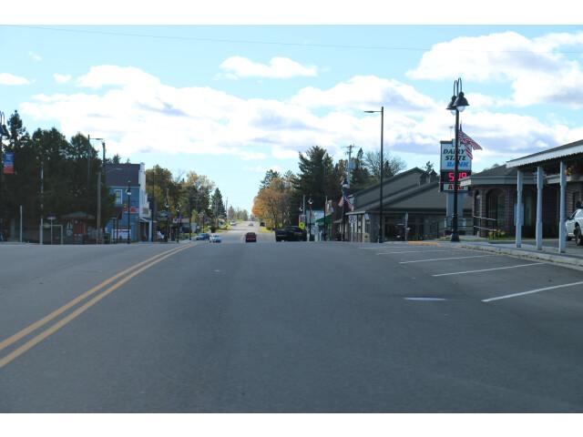Birchwood Wisconsin Downtown WIS48 image