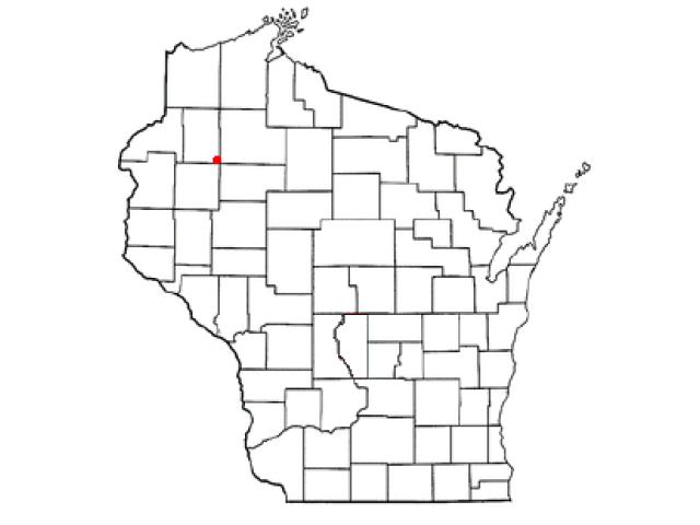 Birchwood locator map