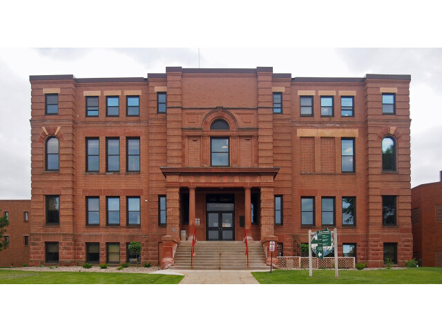 Cass County Courthouse MN image