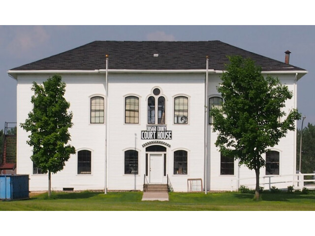 Old Chisago County Courthouse image
