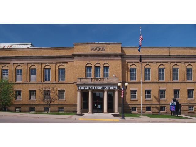 Chisholm City Hall image