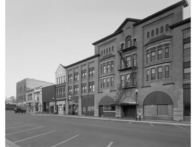 Crookston Commercial Historic District image