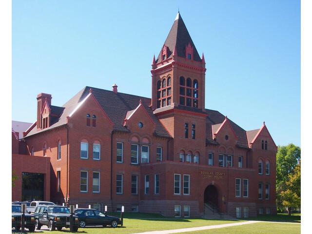 Douglas County Courthouse 'MN' image