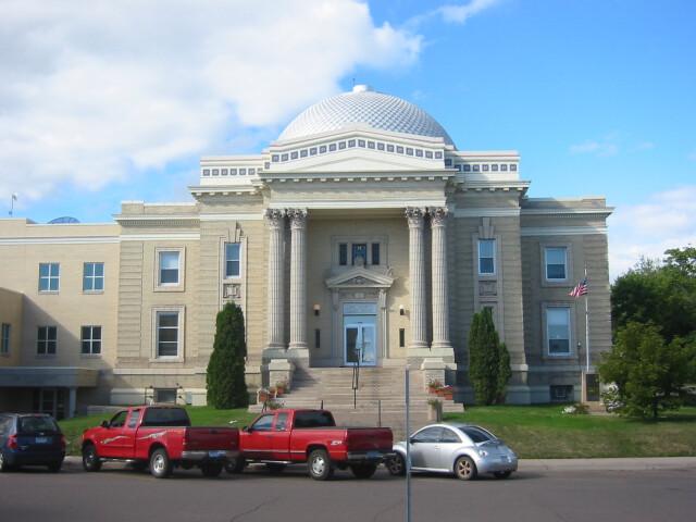 Lake Co Courthouse 002 image