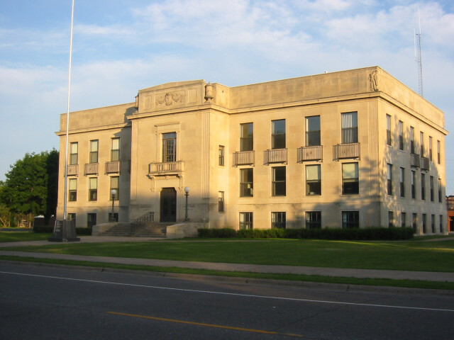 Mille Lacs Courthouse image