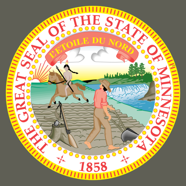 Minnesota-StateSeal seal image