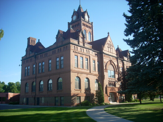 Norman County Courthouse image