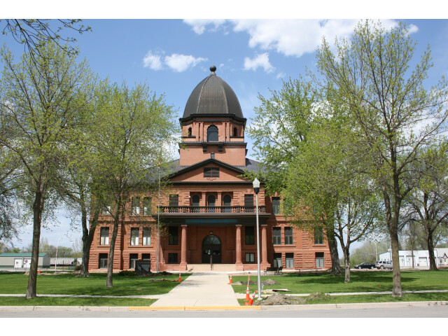 Renville County Courthouse MN image