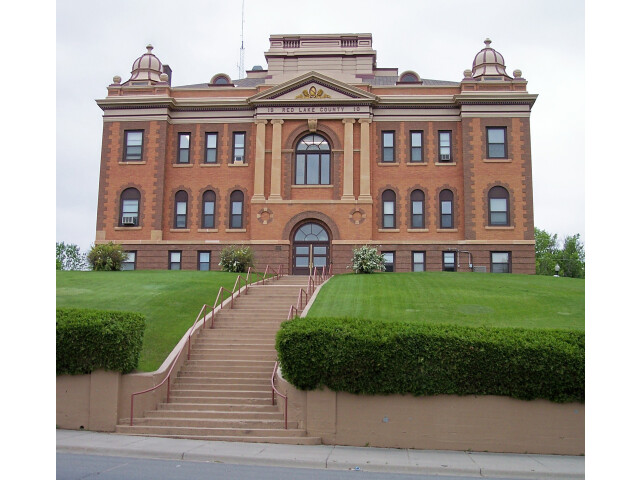 Red Lake County Courthouse image