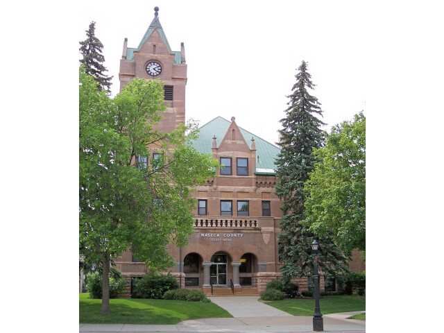 Waseca County Courthouse image