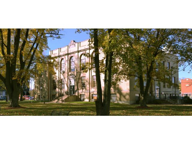 Knox County MO Courthouse 20141022 B image