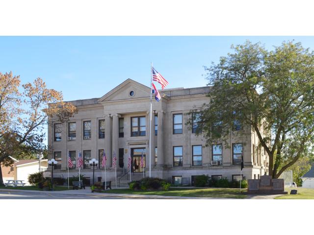 Mercer County Missouri Courthouse 20151003-051 image