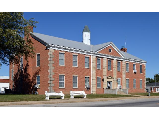 Schuyler County Missouri Courthouse 20151003-028 image