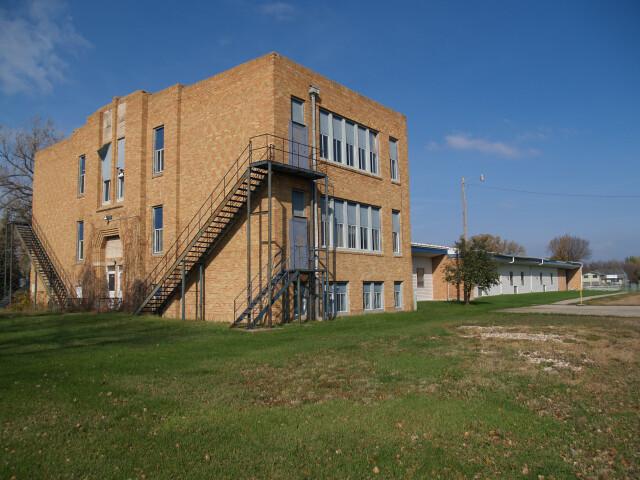 Argusville High School - Argusville  North Dakota 10-13-2007 image