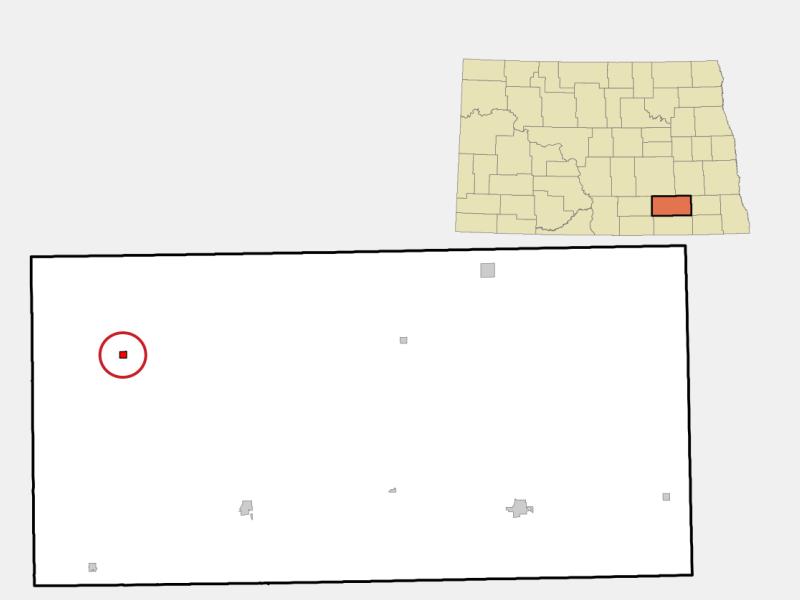 Jud locator map