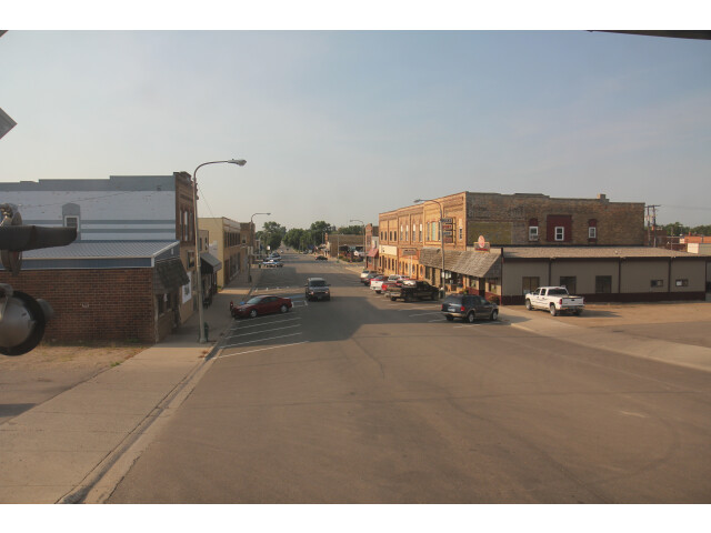 Rugby North Dakota Downtown image