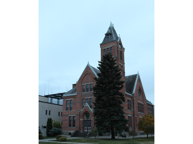Old Stutsman County Courthouse image
