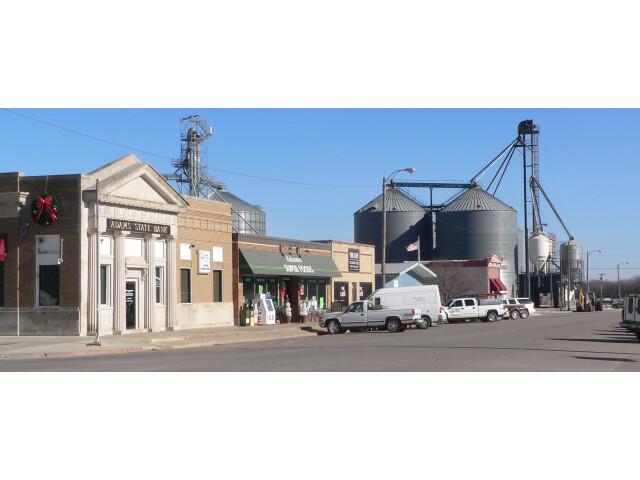 Adams  Nebraska Main Street 1 image