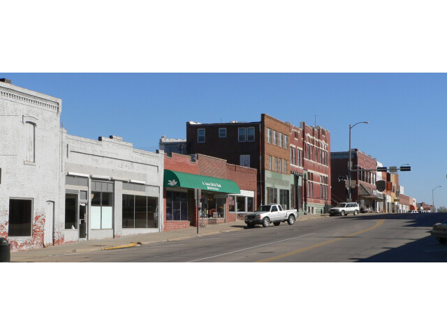 Auburn  Nebraska Central from K 2 image