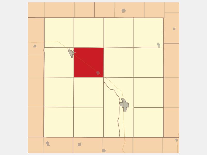 Beemer locator map