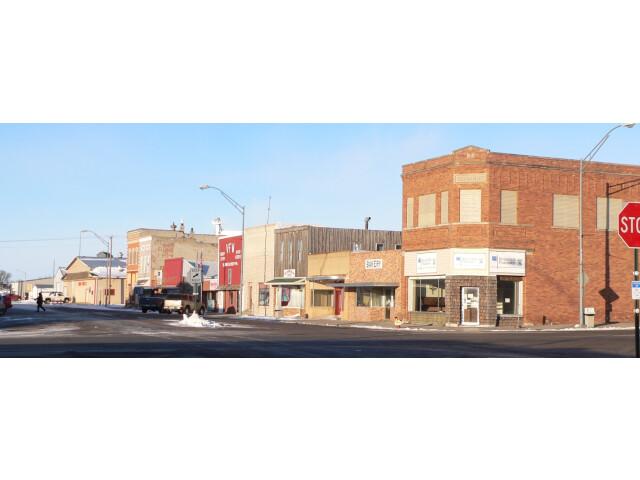 Bloomfield  Nebraska downtown image