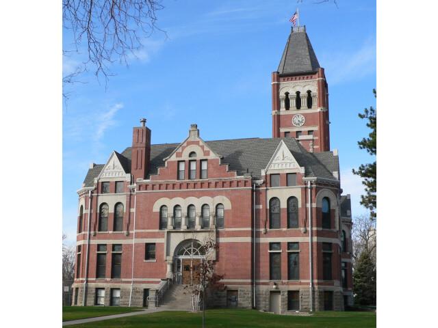 Fillmore County Courthouse 'Nebraska' 1 image