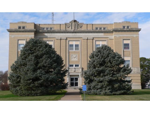 Franklin County 'Nebraska' Courthouse from E image