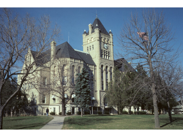 Gage County Courthouse image