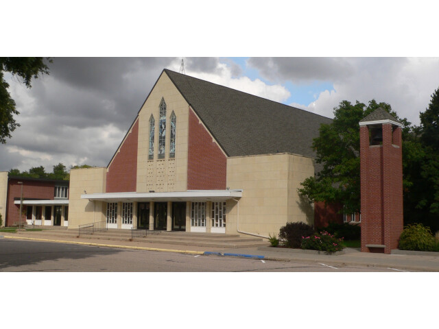 Henderson  Nebraska Bethesda Mennonite from SW 1 image