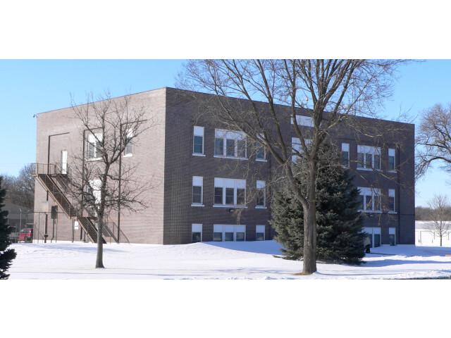 Knox County Courthouse 'Nebraska' from SE 1 image